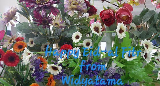 Happy Eid-al Fitr From Widyatama University