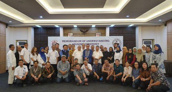 Biggest-Oldest Newspaper in West Java: Pikiran Rakyat Singed an MoU with Widyatama Foundation
