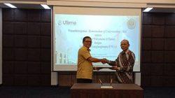 MoU signing Ceremony with Langlangbuana University (UNLA)