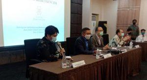 Dr. Entris Sutrisno, MH.Kes., Apt, Rector of Bhakti Kencana University Intentionally Visits Widyatama University, the Third Best Private Campus in West Java