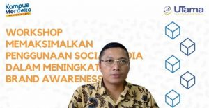 "To increase ""Brand Awareness"" Widyatama University Holds Social Media Optimization Workshop"